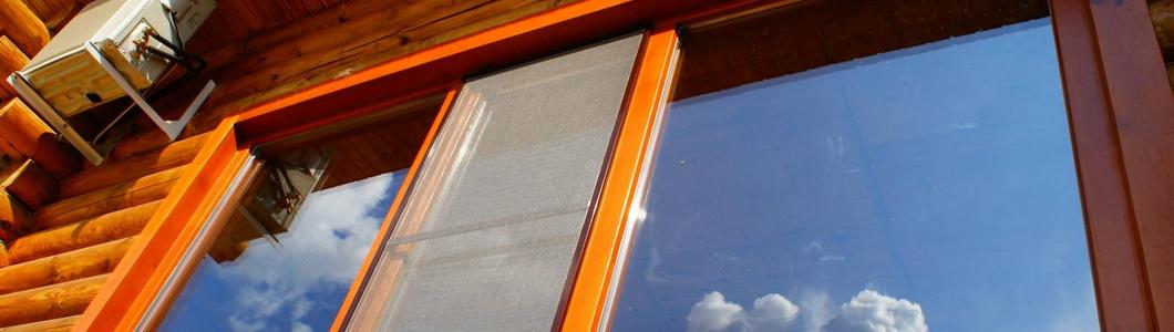 Установка деревянных окон в каркасные дома